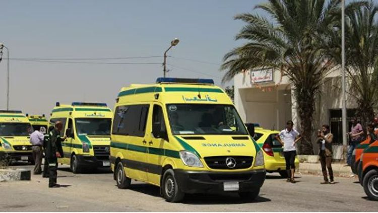 В Египте при сходе поезда с рельсов погибли 11 человек, 98 получили ранения - <span class='red_color'>ОБНОВЛЕНО-1 - ФОТО</span>