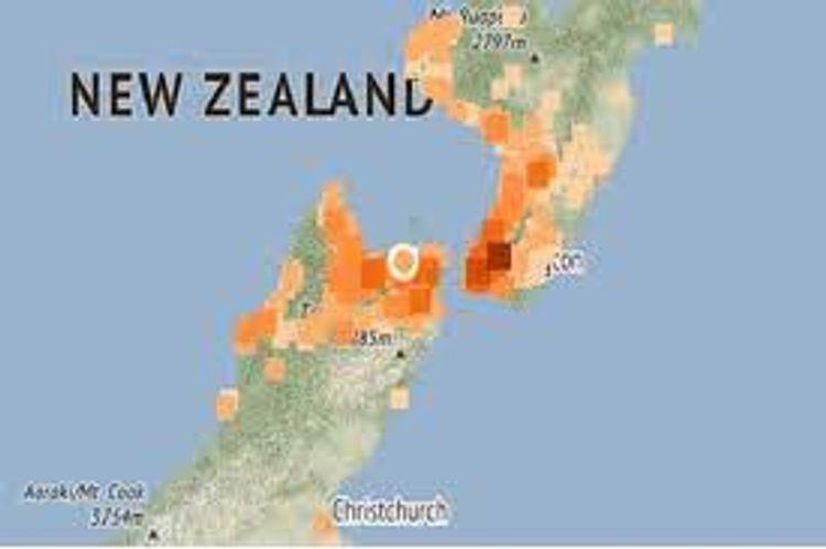 5.2-magnitude quake hits Kermadec Islands, New Zealand