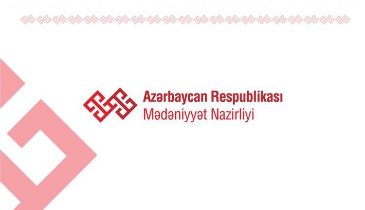 Mədəniyyət Nazirliyində yeni komissiya yaradılıb