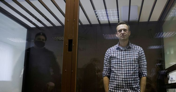 Navalny in satisfactory condition, penitentiary authorities say