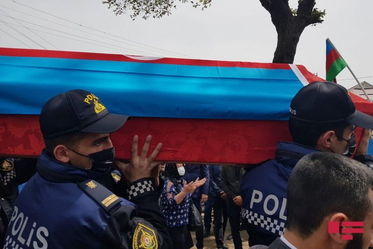 Martyred soldier Nurlan Abilov buried in Masalli - <span class='red_color'>UPDATED</span> - <span class='red_color'>PHOTO</span>