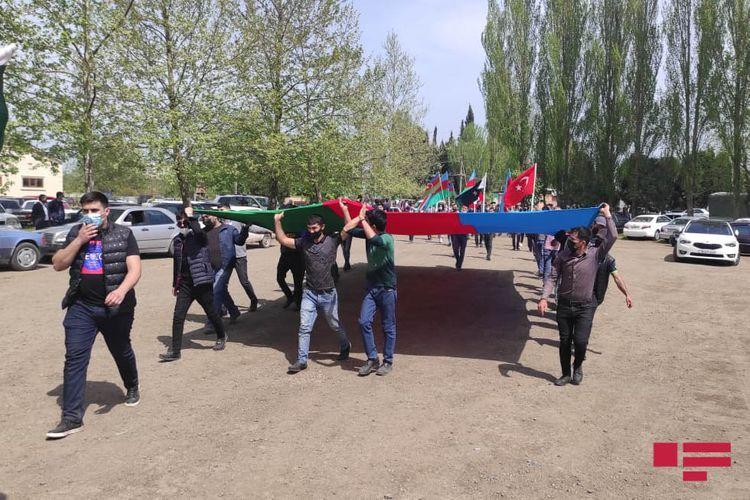 В Масаллы похоронен шехид Нурлан Абилов - <span class='red_color'>ФОТО</span> - <span class='red_color'>ОБНОВЛЕНО</span>