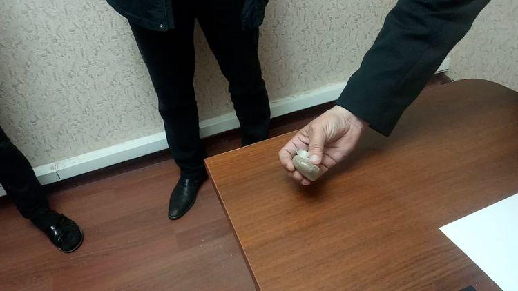 Şirvada narkotik satışı ilə məşğul olan 4 nəfər tutulub - <span class='red_color'>FOTO</span>
