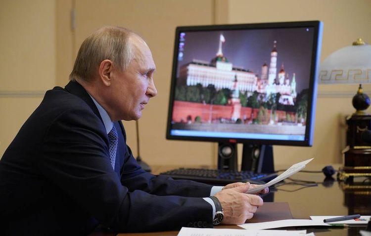 Putin to address online climate summit on April 22