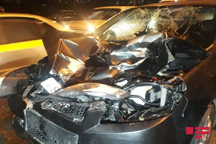 Mother and son killed in accident in Baku