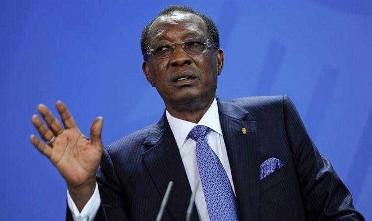 Chad President Idriss Déby dies