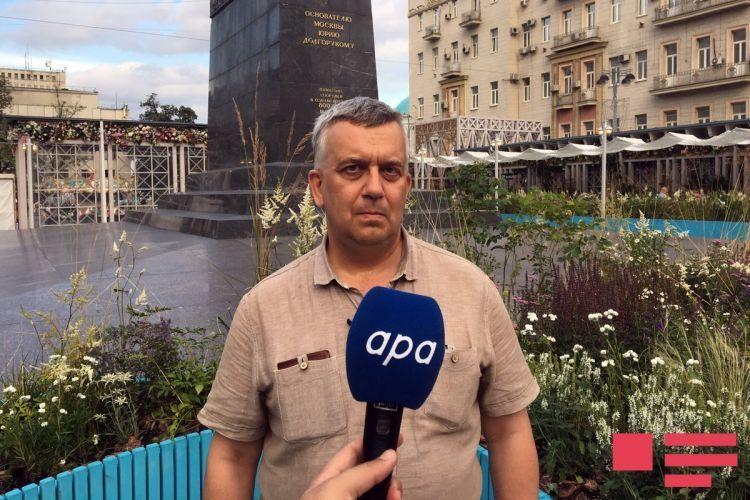"""Oleq Kuznetsov: """"""""Erməni soyqırımı""""nın tarixi həqiqətlərlə heç bir əlaqəsi yoxdur"""""""