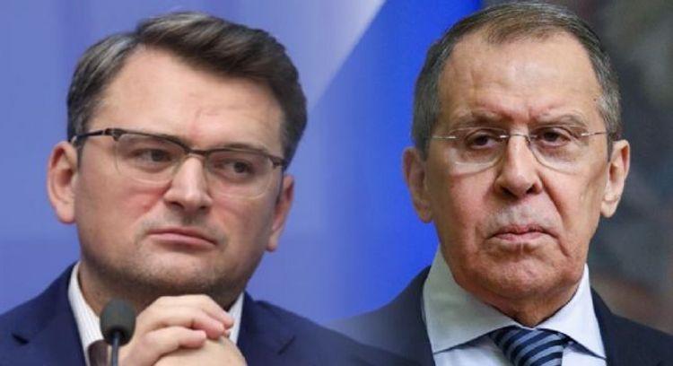 "Ukrainian FM: ""Lavrov does not respond to my proposal on negotiation"""