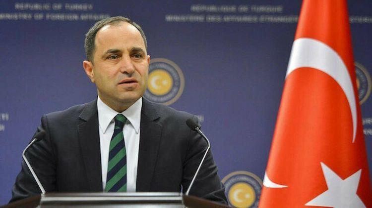 New press secretary to Turkish MFA appointed