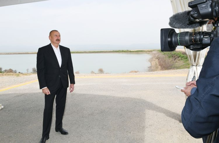 President Ilham Aliyev interviewed by Azerbaijan Television - <span class='red_color'>UPDATED</span>