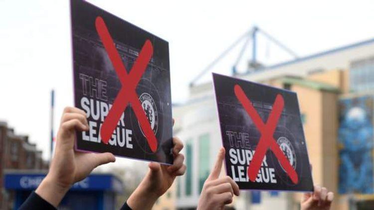 All six English clubs leave Super League