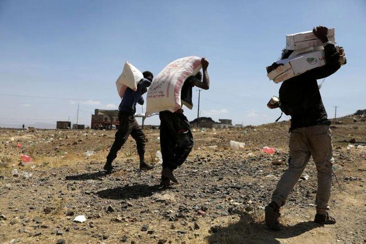 UN fears 105,000 displaced people in Yemen