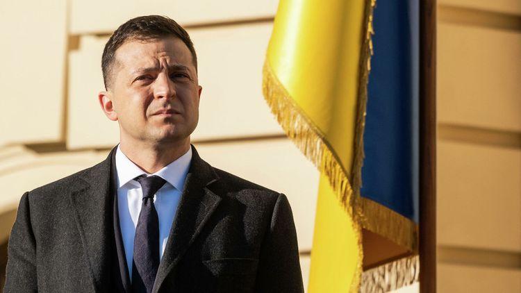 Зеленский подписал закон о мобилизации при эскалации в Донбассе