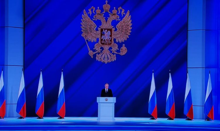 Putin delivers annual State of the Nation Address