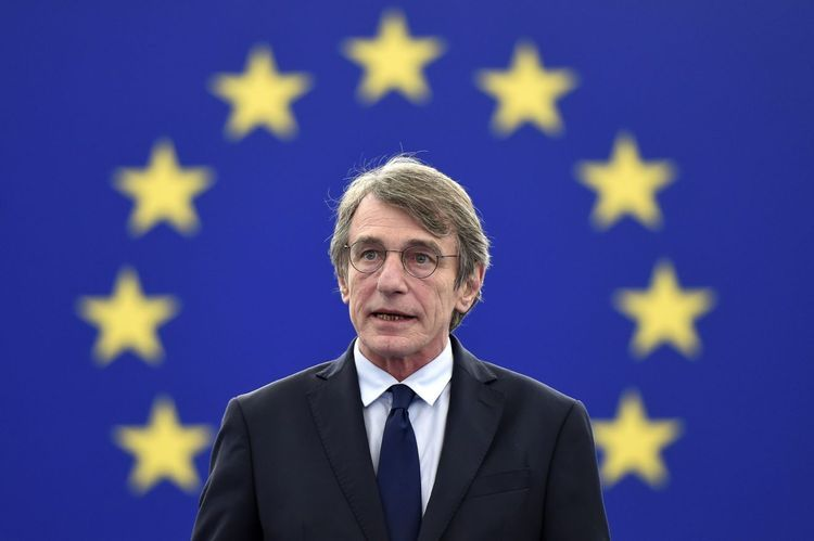 """European Parliament President: """"Conflicts cannot remain frozen"""""""