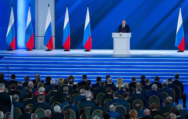 Putin says advanced weaponry in Russia's nuclear triad to exceed 88% in 2021