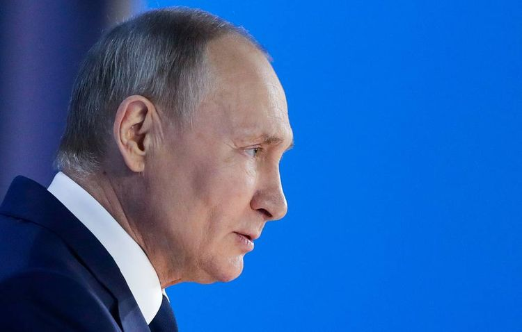 Putin calls for tighter control in fight against carbon emissions