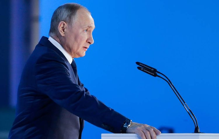 Putin vows Russia will always uphold its spiritual and moral values