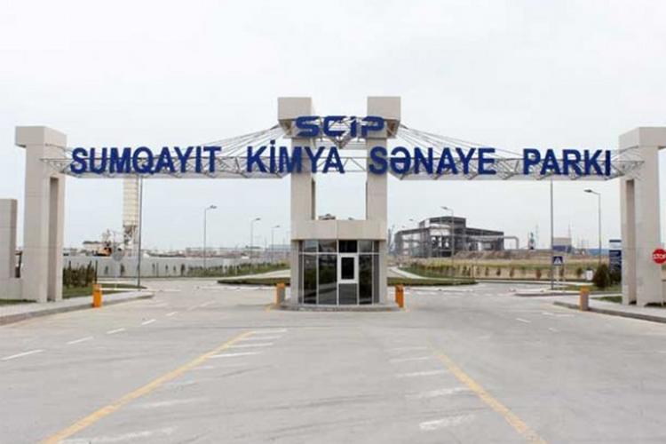 Baş nazir Sumqayıt Kimya Sənaye Parkının genişləndirilməsi ilə bağlı sərəncam verib