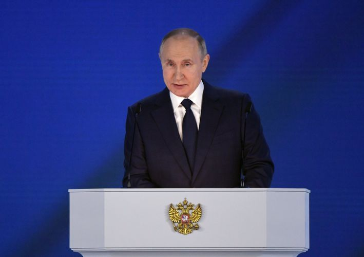 Russia played crucial role in ceasing armed conflict in Nagorno-Karabakh, Putin says