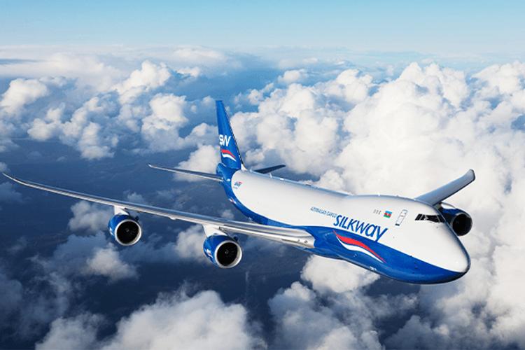 """""""Silk Way West Airlines"""" """"2020-ci ilin yükdaşıma aviaşirkəti"""" seçilib"""
