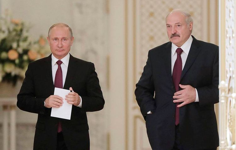 Russian, Belarusian presidents to hold talks in Moscow on April 22