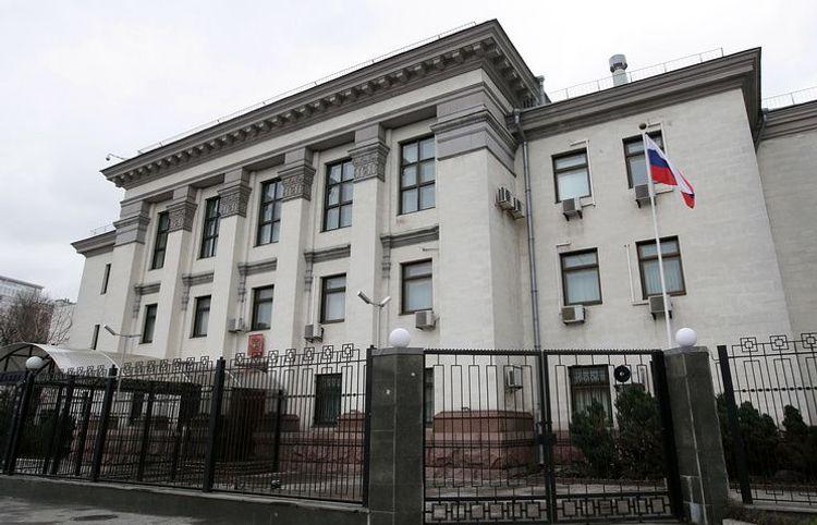 """""""Persona non qrata"""" elan olunan rusiyalı diplomat Ukrayna ərazisini tərk edib"""