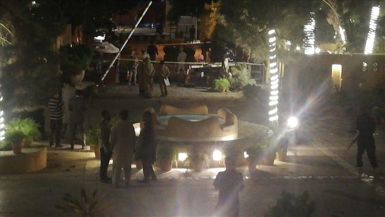 4 killed, several injured in Pakistan hotel blast - <span class=