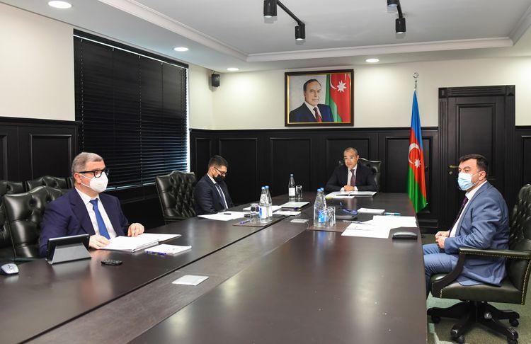 Qarabağ Dirçəliş Fondunun Müşahidə Şurasının iclası keçirilib
