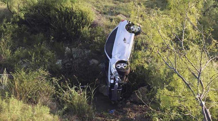 В Физули перевернулся автомобиль, есть погибший