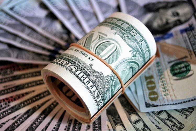 На сегодняшнем валютном аукционе банки приобрели 52 млн долларов