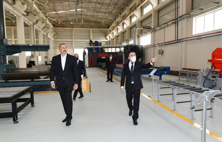 Состоялось открытие завода «Elberg» – <span class='red_color'>ФОТО</span>