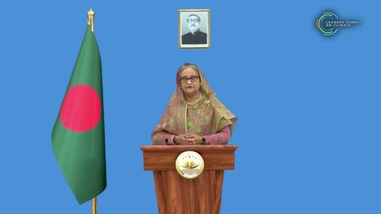 Bangladesh is among the climate-vulnerable countries, says PM