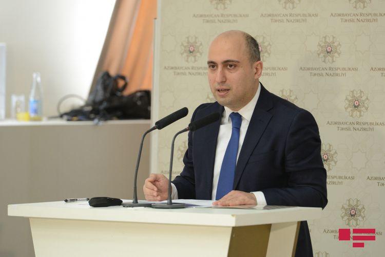 """Nazir: """"Azərbaycanda tədris planlarının 80-90 faizi 50 ildən çoxdur dəyişmir"""""""