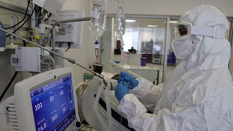 Turkey reports over 54,790 daily coronavirus cases