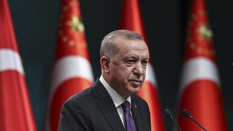 Turkey expects up to 21% decline of emissions until 2030, Erdogan says
