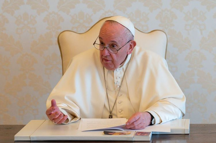 """In Earth Day message, pope warns that planet is """"at the brink"""""""