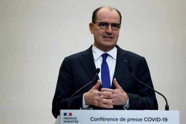 """Fransa Baş naziri: """"Ölkədə koronavirusa sutkalıq yoluxma sayı bir həftədə 17% azalıb"""""""