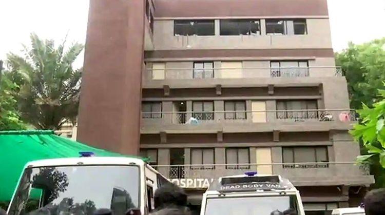 Hindistanda xəstəxanada yanğın nəticəsində 13 koronaviruslu xəstə ölüb