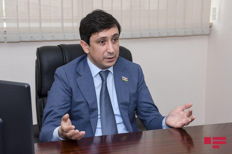 """Deputat: """"Azərbaycan bölgədə uzunmüddətli sülhün bərpasının tərəfdarıdır"""""""