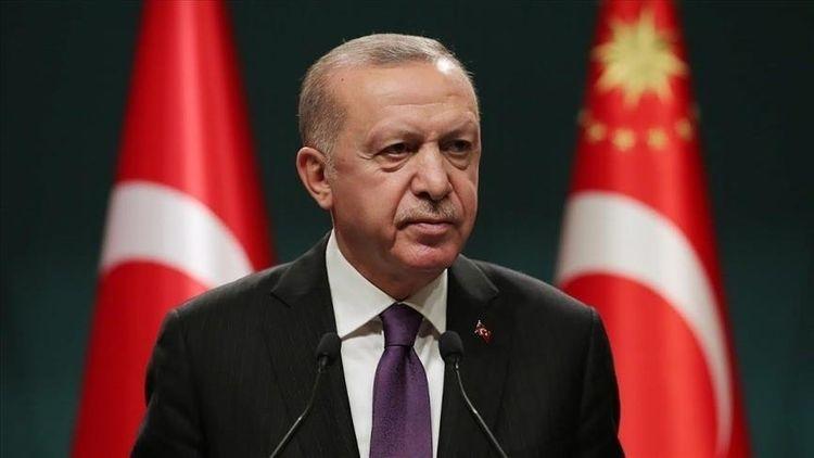 Turkish president marks parliament anniversary, Children