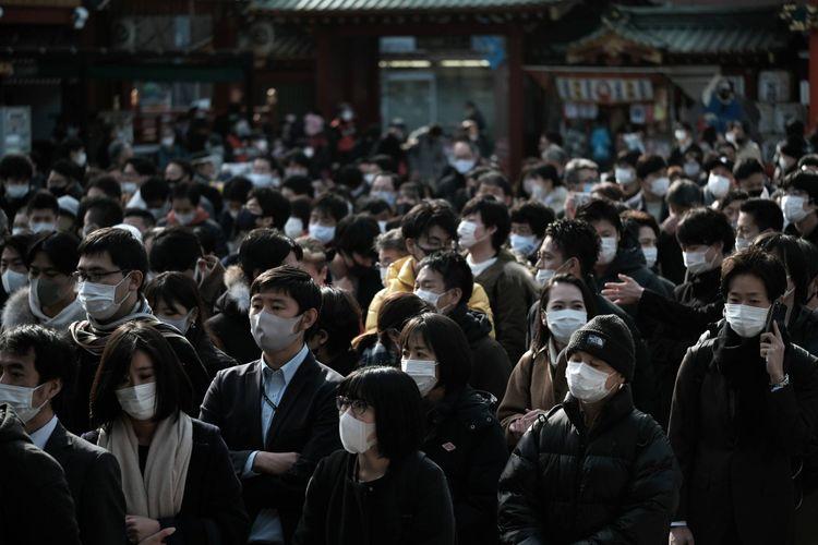 Yaponiyada pandemiya ilə əlaqədar fövqəladə vəziyyət elan olunub