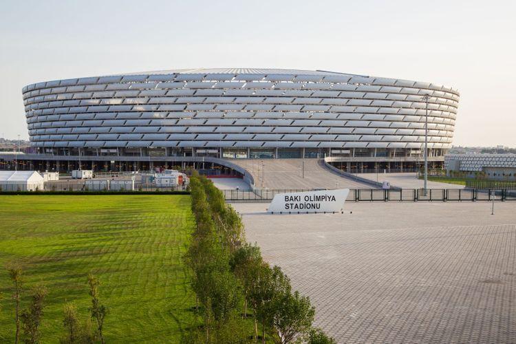 Евро-2020: Число болельщиков на играх в Баку может быть увеличено до 75 процентов