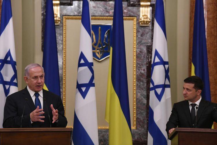 Украина предложила Нетаньяху стать посредником в переговорах с РФ