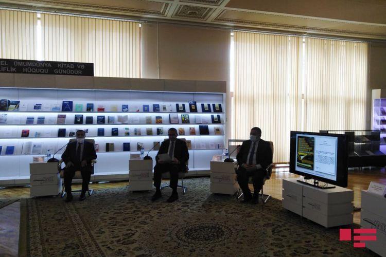 Milli Kitabxanada Ümumdünya Kitab və Müəlliflik Hüququ gününə həsr olunmuş konfrans keçirilib