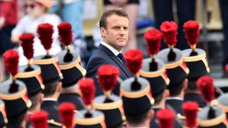 France: 20 ex-generals warn Macron of chaos, civil war
