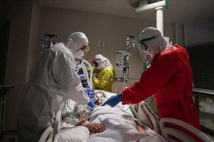 Braziliyada bir gündə 69 min nəfərdə COVID-19 aşkarlanıb, 2,9 min nəfər ölüb