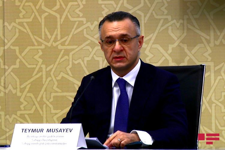 Azerbaijan's First Deputy Minister of Health introduced to staff