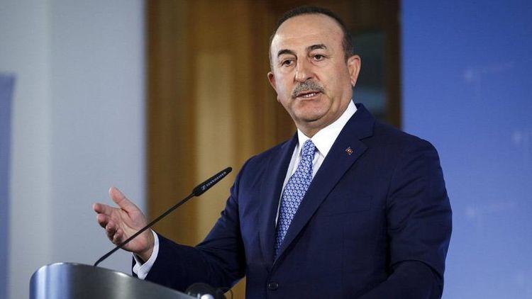 """Çavuşoğlu Baydenin """"erməni soyqırımı"""" ifadəsi işlətməsini populizm adlandırıb"""