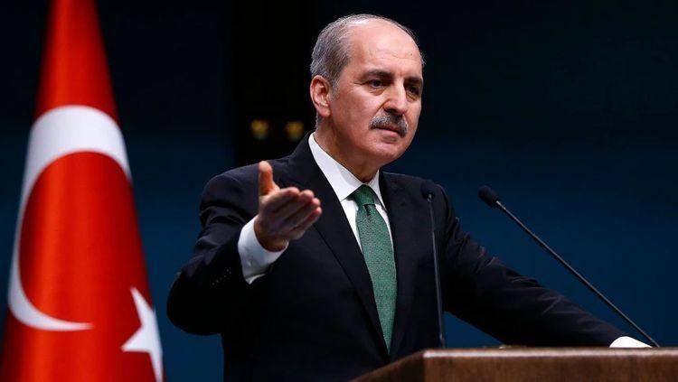 """Numan Kurtulmuş: """"Tarixi həqiqətlər siyasi gözləntilər naminə yalanla əvəz edilə bilməz"""""""